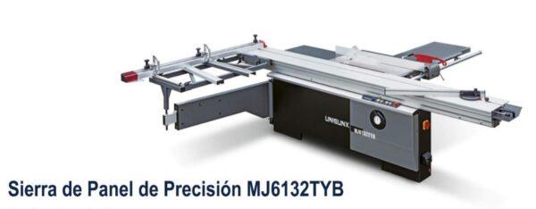 CIERRA DE PRECISION MAQUINAS MJ6116